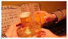 乾杯@座らんばぁ