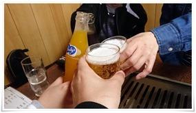 キリンビールで乾杯@焼肉 食道園