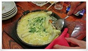 カリカリ山芋チーズバター@ぎょうざ亭たしろ