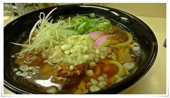 セットのうどん普通サイズ@こずえ食堂