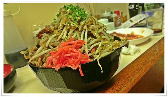 特製焼肉丼@こずえ食堂