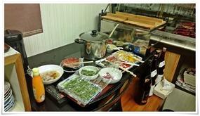 漬物&味噌汁@こずえ食堂