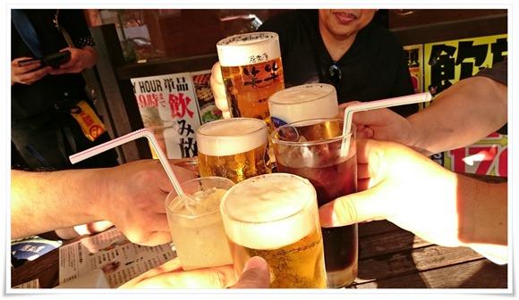 乾杯@笑笑 八幡駅前店