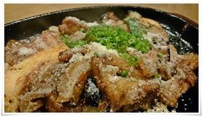 豚バラと茄子のみそチーズ焼@西本町喰わんか屋
