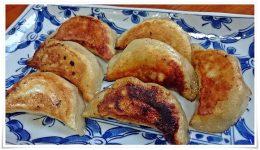 焼き餃子@餃子の味味(みみ)