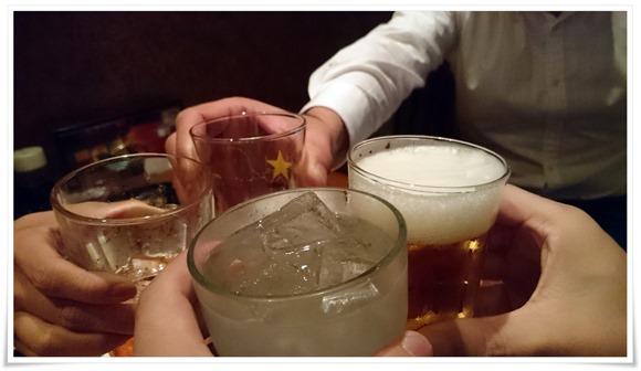 モンキーモンキーで乾杯