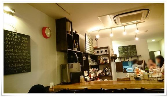 店内の雰囲気@Buono(ボーノ)