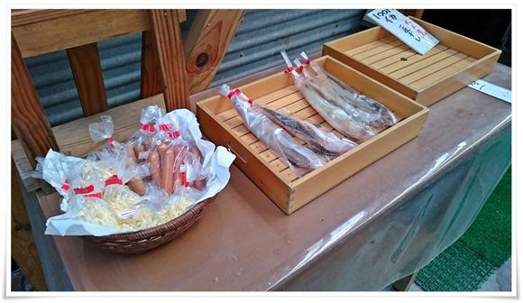 チーズ・干物の販売@牡蠣の平尾