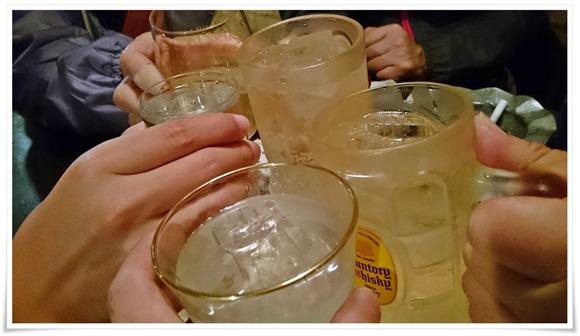 梅酒で乾杯@庶民の味方 ももたろう
