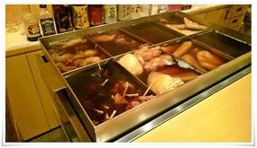 醤油味のおでん鍋@おでん乃まるけん