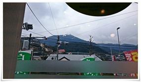 皿倉山を望む@リンガーハット