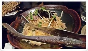 〆の麺@居酒屋 無限(むげん)