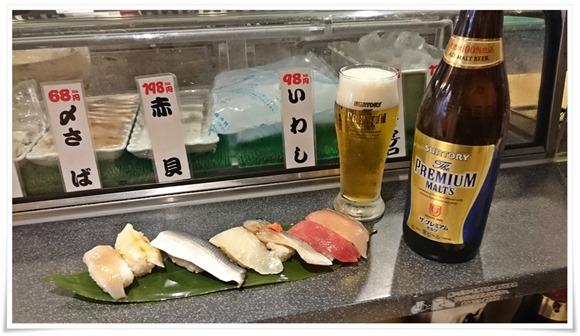 笹の葉にお寿司@すし将軍 中央町店