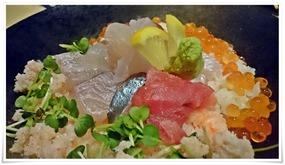 豪華海鮮丼@まぐろやしのちゃん