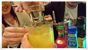 テキーラで乾杯@花鳥風月