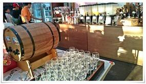 樽ワイン@屋上ビアガーデン ぶどうの樹