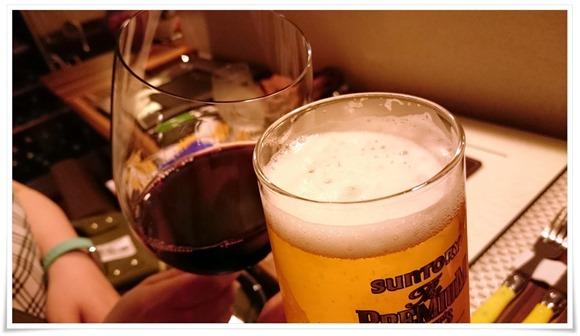 ワインで乾杯@欧風創作料理 Lien