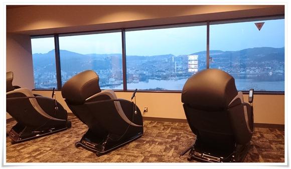 11階からの風景@長崎ホテル清風