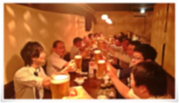 居魚屋 晴レル家(ハレルヤ)@八幡西区黒崎~大人数に対応可能な宴会スペースに救われました!