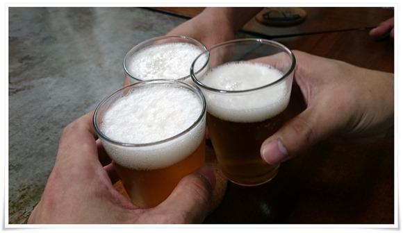 瓶ビールで乾杯@ひろ助(ひろすけ)