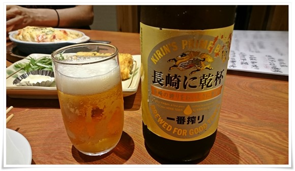長崎に乾杯@やきとり道場 住吉店
