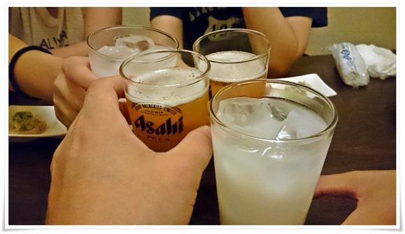 乾杯@炭火焼鳥 長洲(ちょうしゅう)