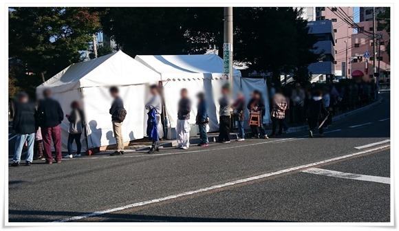梅ヶ枝餅@まつり起業祭八幡2017