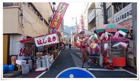 元資さんうどん横@まつり起業祭八幡2017