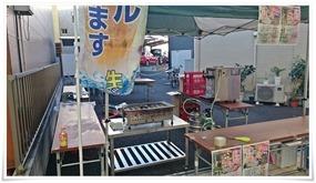 浜焼きコーナー@まつり起業祭八幡2017