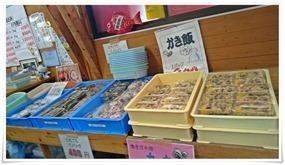 食材の数々@蓑島カキ直売所