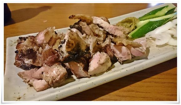 九州赤鶏の炭火焼き@中村屋(なかむらや)