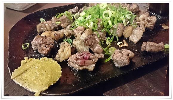 ガッツリ肉料理@炭焼小屋 小倉京町店