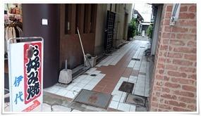細路地の入口@お好み焼 伊代