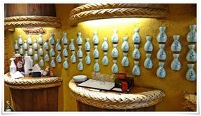 壁面のオブジェ@よかたい総本店
