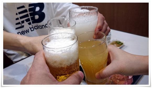 乾杯@じゅうじゅうカルビ