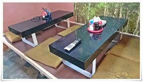 小上がりのテーブル席@立飲み処 とき