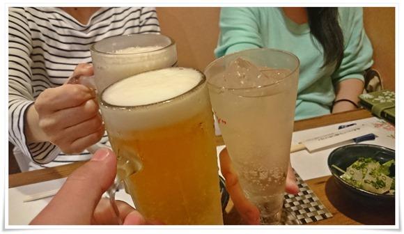 乾杯@おむすび酒場 俵屋