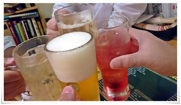 乾杯@らりぼう