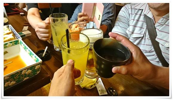 乾杯@遊酒食堂 宇都宮