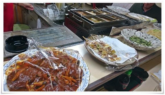 大皿料理の数々@いち枝
