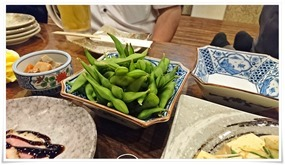 枝豆@旬菜鮮魚と旨い酒 栄都屋