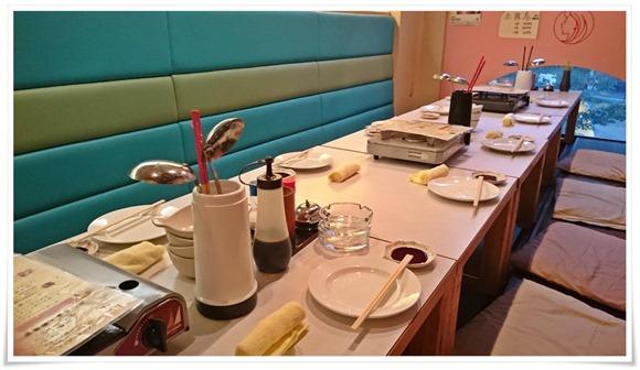 個室の宴会スペース@かちかち山 黒崎店
