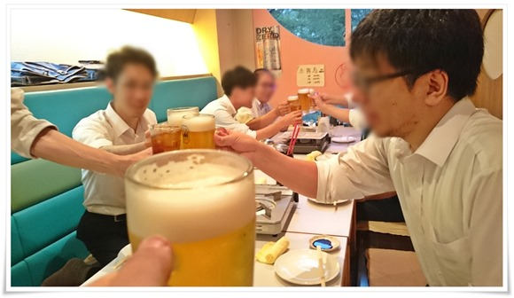 乾杯@かちかち山 黒崎店