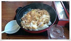 ジャンボ丼登場@こまどりうどん