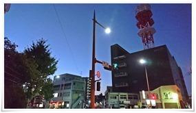 NTTの鉄塔@ラ・ルナ・ロッサ