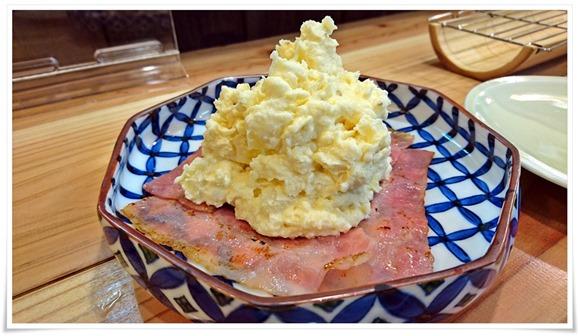 ポテサラ@天ぷら膳と旨いもん ほ