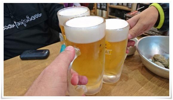 乾杯@磯丸水産 小倉魚町店