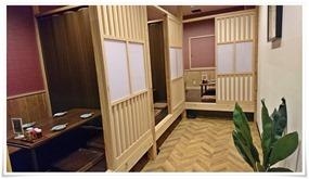 三階エリア@餃子酒場トラハチ黒崎店