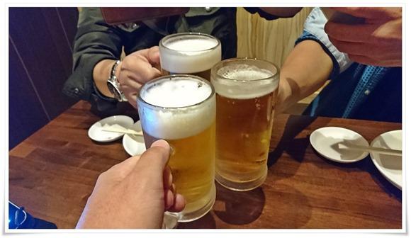 乾杯@餃子酒場トラハチ黒崎店
