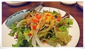 サラダ@餃子酒場トラハチ黒崎店